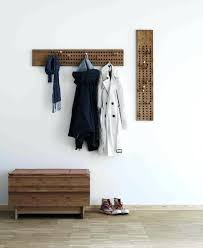 Vertical Coat Rack Wall Mount New Wooden Wall Mounted Coat Rack Wall Mounted Coat Rack Contemporary