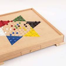 Wooden Game Plans Chinese Checker Board Fun is in the near future when you start 61