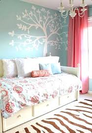Wallpaper For Little Girl Room Pink And Aqua ...
