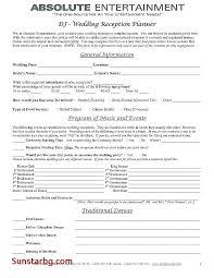 Free Wedding Planner Contract Templates Wedding Coordinator Contract Template