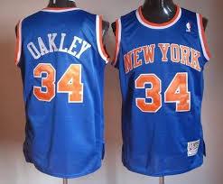 Stitched Charles York Hombre Niño Vss6615 Camiseta Gasol 34 Oakley Nba Uniformes Mujeres Azul Knicks - Pau Ness Mitchell New Throwback Baloncesto Basketball And Equipacion