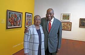 San Antonio couple's art collection at heart of 'Something to Say' -  ExpressNews.com