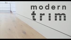 <b>Modern</b> Trim - YouTube