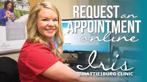 Hattiesburg Clinic Requesting Appointments Through Iris