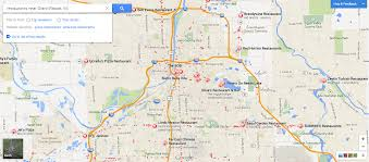what the new google maps means for local search  interactually