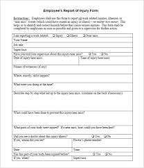 Incident Reporting Template Incident Report Template 100 Free Word PDF Format Download Free 7