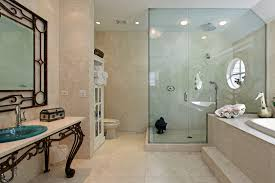 bathroom remodel contractor cost. Bathroom, Master Bath With Large Step In Shower: Cheapest Bathroom Remodel Contractor Near Me Cost T