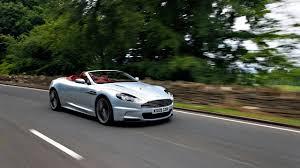2009 Aston Martin Dbs Volante Too Fast For America