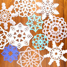 To make a paper snowflake, cut a piece of paper into a square shape. How To Make Paper Snowflakes It S Always Autumn
