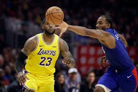 Los Angeles Clippers vs. Los Angeles Lakers FREE LIVE STREAM (7/30/20):  Watch LeBron James vs. Kawhi Leonard in NBA restart online