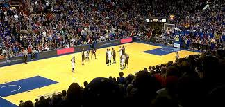 Ou Men S Basketball Seating Chart Kansas Jayhawks Basketball Tickets Vivid Seats