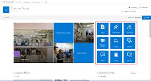 Office 365 Website Design Enchanting How To PnP StarterKit For Office 48 Part 48 Tiles Beau Cameron