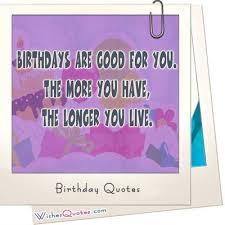 40 Motivational Birthday Quotes WishesQuotes Enchanting Good Birthday Quotes