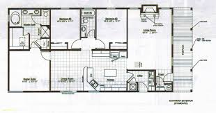 small bungalow house design with floor plan
