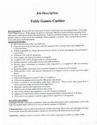 How To Write A Job Summary Classy Cashier Job Description Resume JWBZ Waitress Job Description Resume