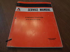 heavy equipment manuals & books for agco ebay gleaner l3 service manual at Wiring Diagram For M2 Gleaner Combine