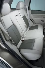 2005 jeep grand cherokee limited back seat