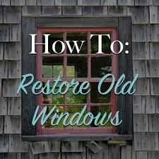 how to re old windows