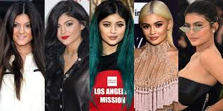 kylie jenner s beauty transformation through the years