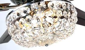 chandeliers chandelier light kit crystal for ceiling fan lighting era idea kits fans