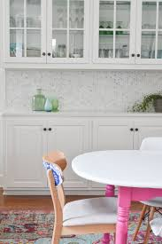 7 Easy Steps to Install a Marble Hexagon Tile Kitchen Backsplash
