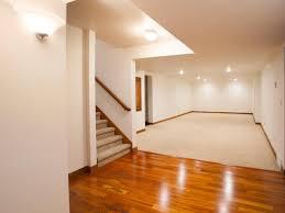 Flooring  Adorable Finished Basement Flooring Ideas With Amazing - Finish basement floor