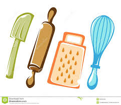 kitchen tools clipart. Modren Tools Cooking And Baking Kitchen Tools Stock Photography  Image 32633442 Throughout Clipart P