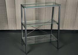 black glass shelving unit shelving units living room black glass bookcase rattan wrought iron and glass black glass shelving