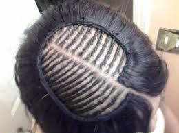 Braid Pattern For Sew In Weave With Side Part Adorable Braid Pattern For Sew In Weave With Middle Part Simple Haircuts