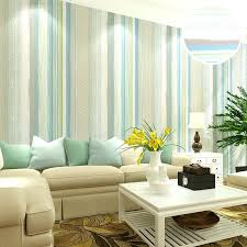 vinyl wall stripes kids bedroom blue stripes wallpaper designs modern vinyl grey wall paper roll for