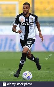 "Hernani Azevedo Junior (Parma) during the Italian ""Serie A"" match between  Parma 1-0 Hellas Verona"