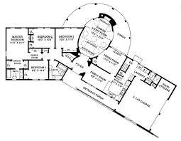 rancher house plans. Ranch House Plan 99055 Level One Rancher Plans