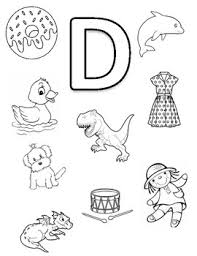 Free printable coloring pages for uppercase and lowercase letters for kids. Letter D Coloring Pages Worksheets Teaching Resources Tpt