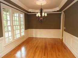 dining room colors with chair rail. dining room paint ideas with chair rail kinda shortamy windows are spaced colors t