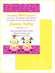 Girl Birthday Party Invitation Template Innerawareness Co
