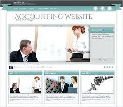 Premium Accounting Template Website Templates Wordpress For Resume ...