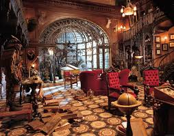 Steampunk-Interior-Design-Style-And-Decorating-Ideas-8 Steampunk