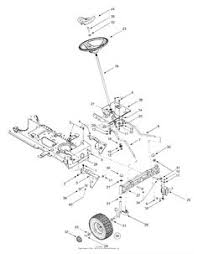 diesel engine parts diagram google search mechanic stuff mtd 14bj816h190 gt 2150 2001 parts diagram for steering front wheels