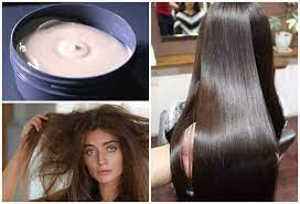 home remes to treat frizzy hair