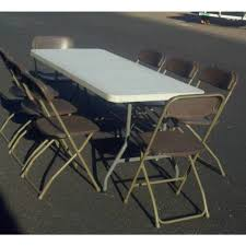 excellent plastic banquet tables 10 modern outdoor furniture white round folding table costco metal legs fold half big portable polyester tablecloth
