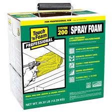 touch n foam 200 ft board polyurethane 2 component spray foam kit 4006022200 the home depot