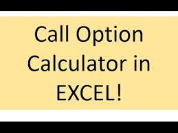 Option Trading Premium Calculator Option Calculator