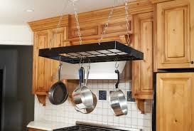 Kitchen Ceiling Hanging Rack Pot Rack Hooks Kitchen Ceiling Hanger Storage Organizer Pans