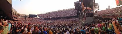 Soldier Field Seating Chart Grateful Dead 2015 Grateful Dead Wikipedia