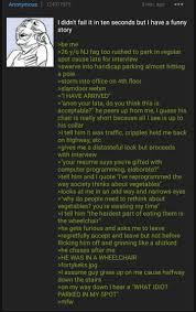 anon has a job interview