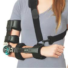 R O M Elbow Brace For Limited Motion Left Right