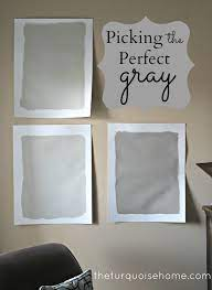 A bm revere pewter alternative. Picking The Perfect Gray Paint Revere Pewter