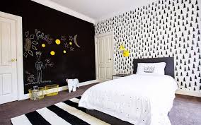 Perfect Creative Bedrooms With Chalkboards DESIGNRULZ (26)