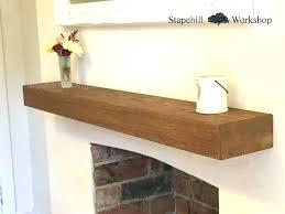 shelf mantel solid oak floating mantle shelf fireplace mantel shelves and thickness various lengths dark oil