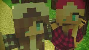 Download Minecraft Wallpaper Girl Skin